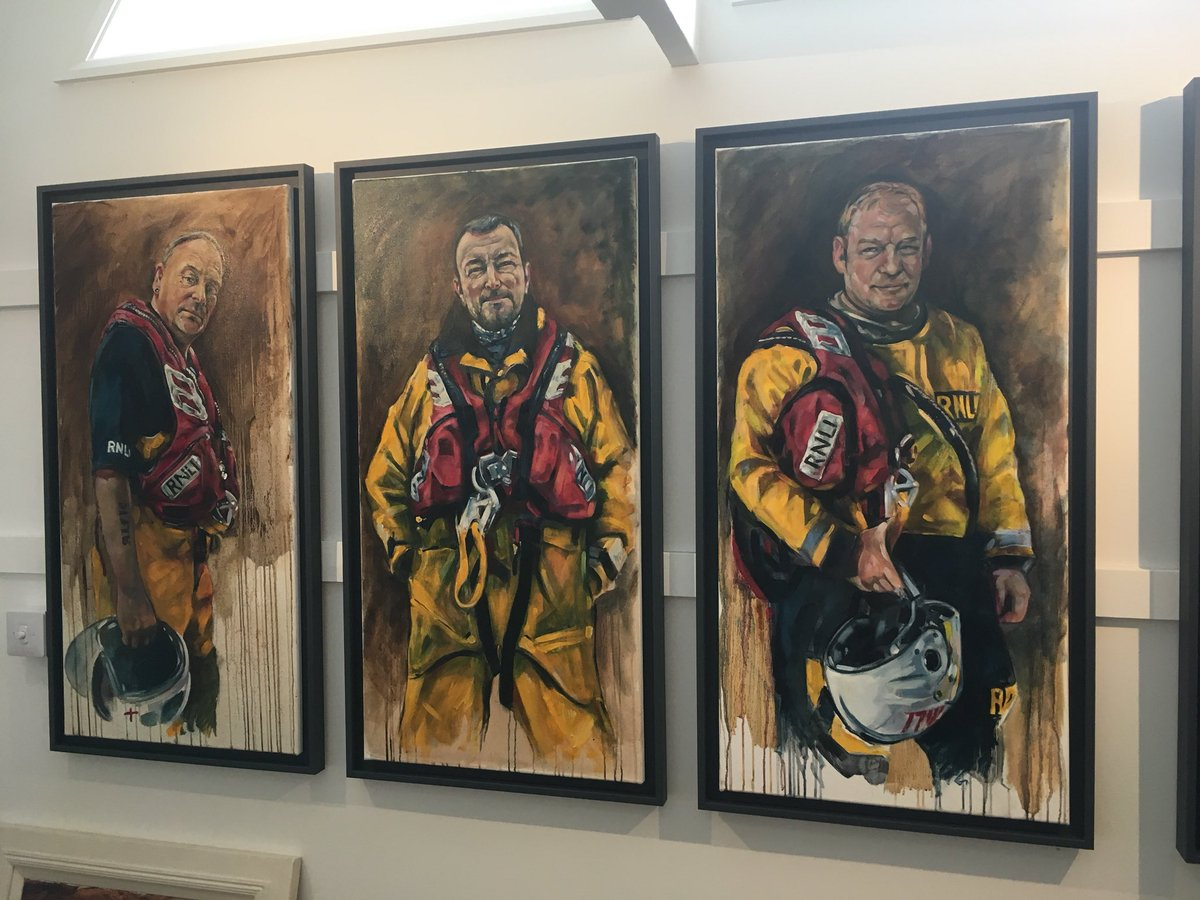 Lifeboat Portrait Project
